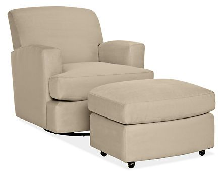 Beautiful Chairs With Ottomans For Living Room Contemporary ...