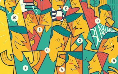 Os 10 Estágios da aprendizagem de línguas