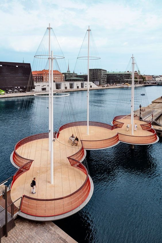Copenhagen has become a hot bed of great architecture and design. Check out some of our favorite spots in the Danish city. | archdigest.com