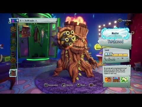 All Torchwood Skins Plants Vs Zombies Garden Warfare 2 Gameplay