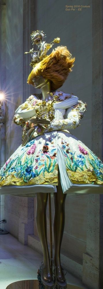 Guo Pei Couture - EE