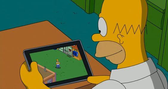 Tia Nerd: Simpsons tapped out: aonde esta a atualização das ... http://tianerd.blogspot.com.br/