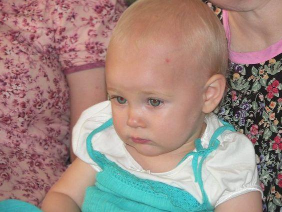 Roseann Leah Pierce, age 1