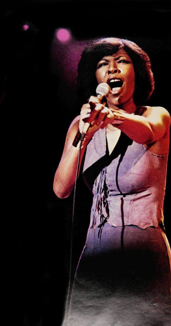Natalie Cole, 1978.