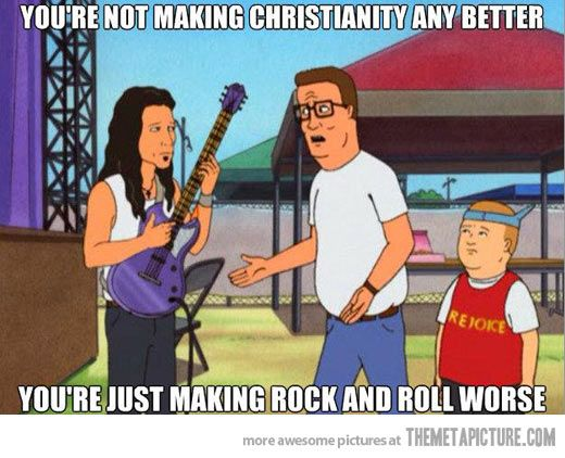 The truth about Christian Rock