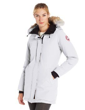 Canada Goose womens online 2016 - Canada Goose Women's Victoria Parka (Silver Birch) | Jacket's ...