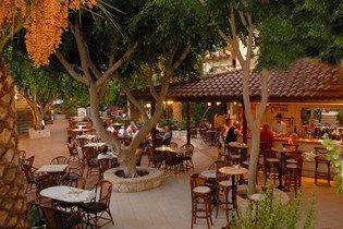 Cactus Beach Hotel & Bungalows in Stalis Crete: resort in stalis, beachfront hotel crete, all inclusive hotel crete