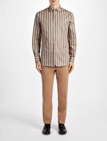 Bedstripe Shirting John Shirt