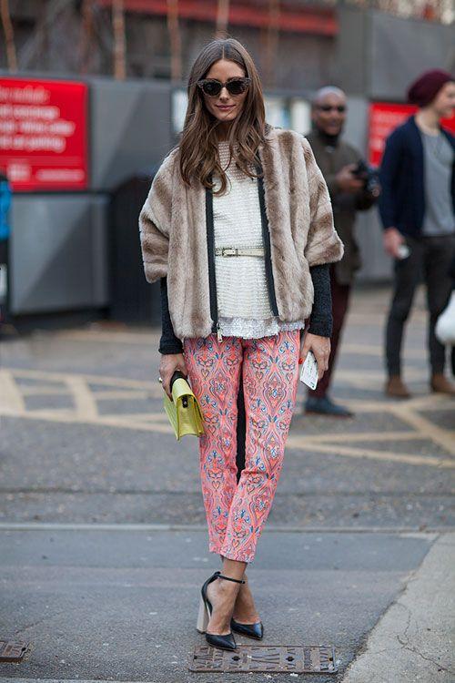 London Fashion Week Street Style:
