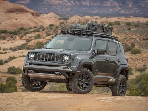 Jeep Shows Off Its Wild Creations At Moab Easter Gathering Jeep