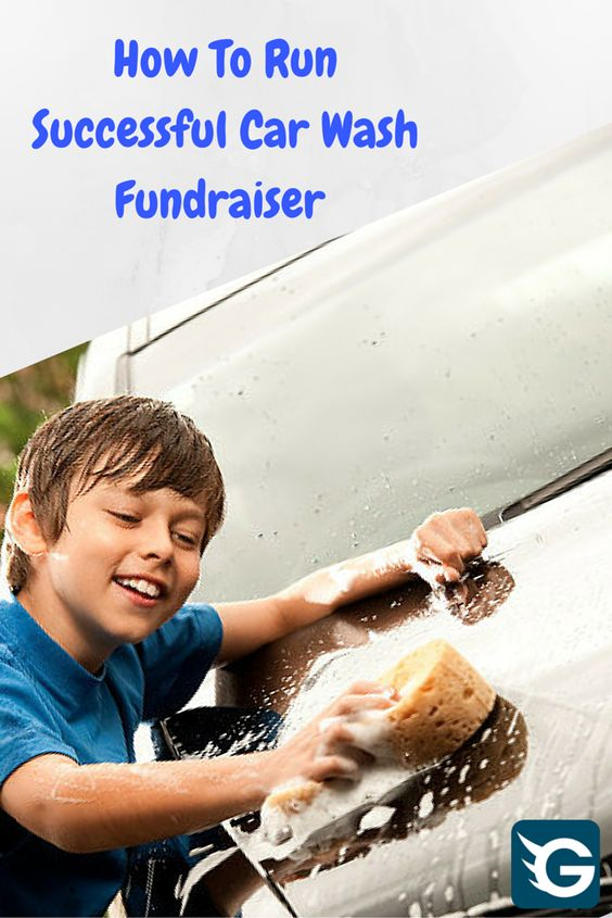 Car wash fundraisers are a proven money-maker in virtually every community. All you need are willing volunteers, a high-traffic location with good visibility, and some attention-getting signs. Use these #fundraising tips to make the most of your efforts. #fundraisingforkids #kidsfundraising Create your online fundraising campaign at http://gogetfunding.com !