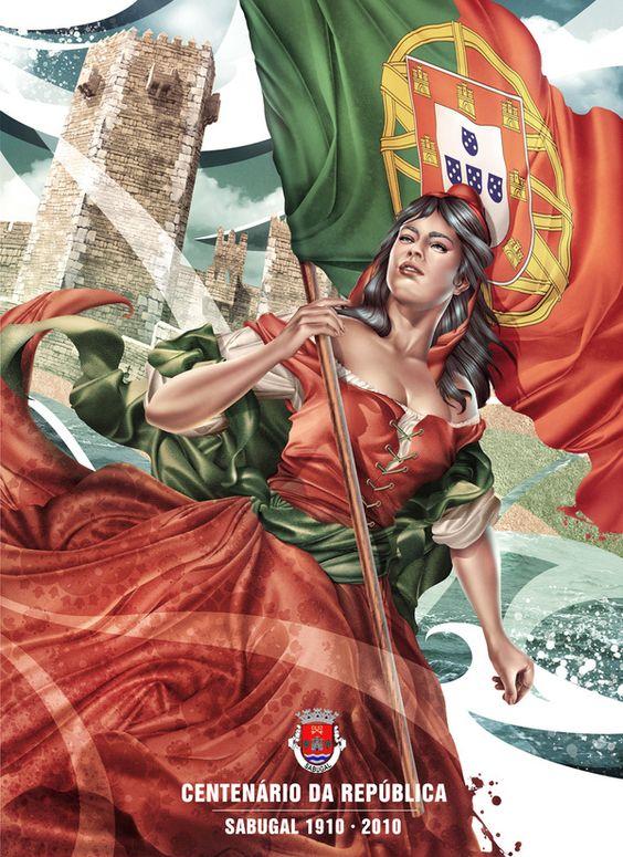 Incríveis ilustrações de Manuel Morgado