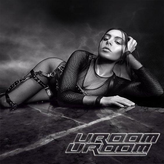 Charli XCX – Vroom Vroom (single cover art)