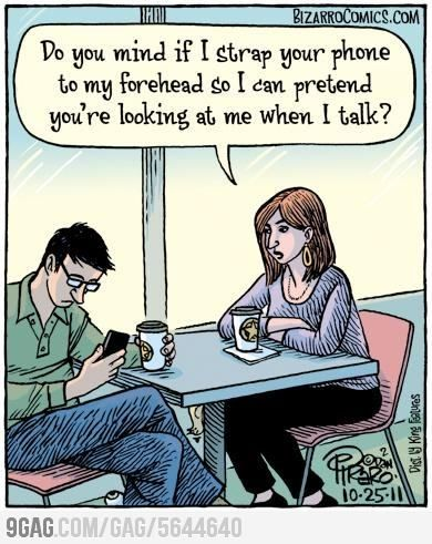 Todays relationship ha!