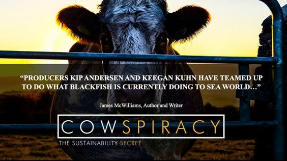 Host a 'Cowspiracy' Moo-vie Party! #Vegan #AnimalRights #Activism