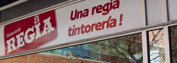 TINTORERIA REGIA  Local: Servicios 10  Teléfono: 2628 7413  #servicios: