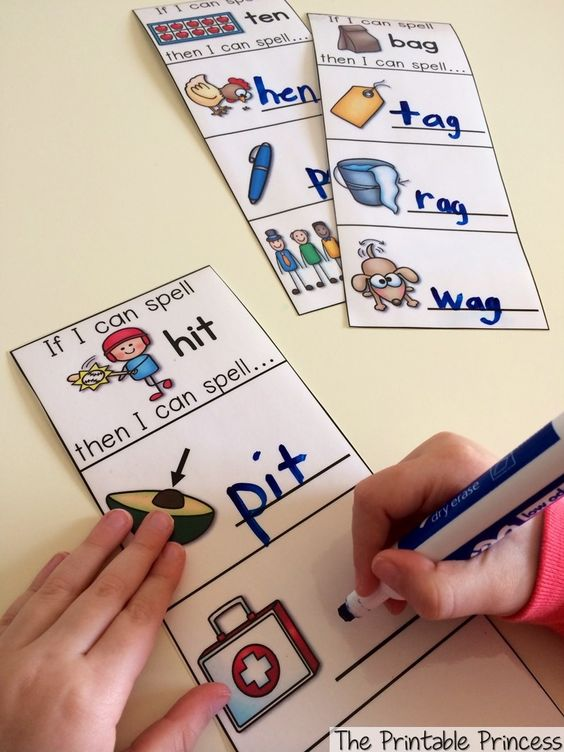 Great for word work!