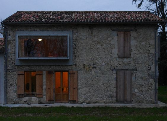 jours tranquilles - gens : association libérale d'architecture