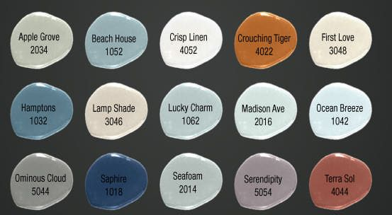 Paint clarks and trends on pinterest - Clark and kensington exterior paint ...