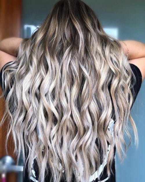 24 Prettiest Brown Hair With Blonde Highlights Dark Brown Hair
