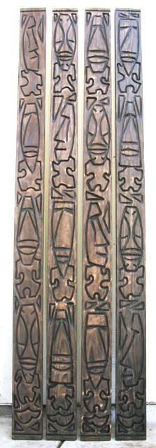 Tiki Objects by Bosko - Tiki Bar Molding, Signs and Accessories