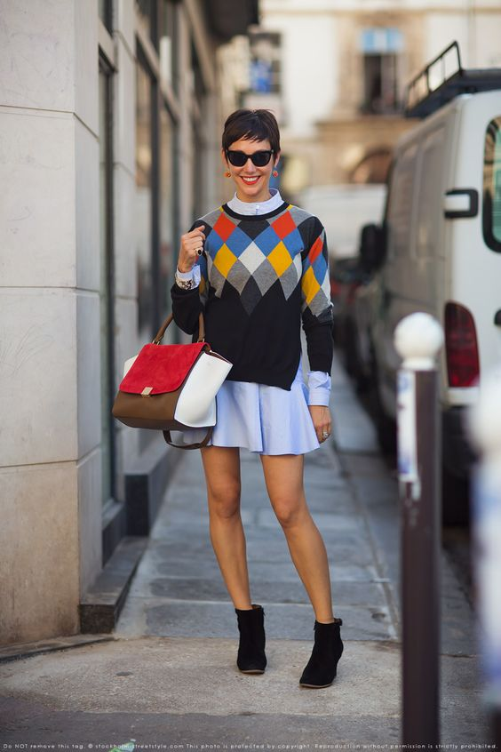 Bolsos Street Style Bag