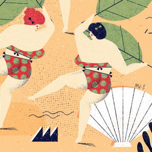 Illustration Friday - Wojcik - Smierska