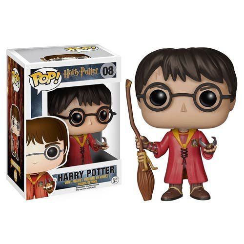 08 Quidditch Harry Potter Funko Pop
