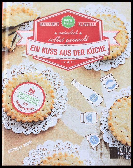 Jules Kitchen: [REZENSION] Ein Kuss aus der Küche- Heißgeliebte Klassiker selbst gemacht