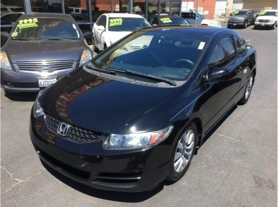 Coupe 2010 Honda Civic Ex Coupe With 2 Door In Folsom Ca 95630 Honda Civic Ex 2010 Honda Civic Honda Civic