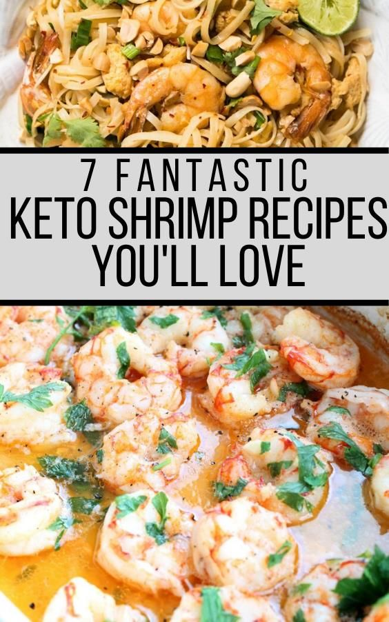 can you eat shrimp on keto diet