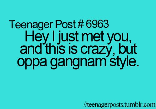 #YEE: Gangnam Style, Smith Oppa, Time, Oppa Gangnam, Op Opp, Songs, Funny, Ehhhh Sexy, Opp Oppa