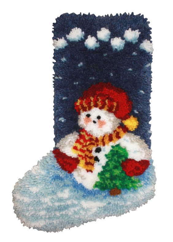 Item name new roly poly snowman christmas stocking