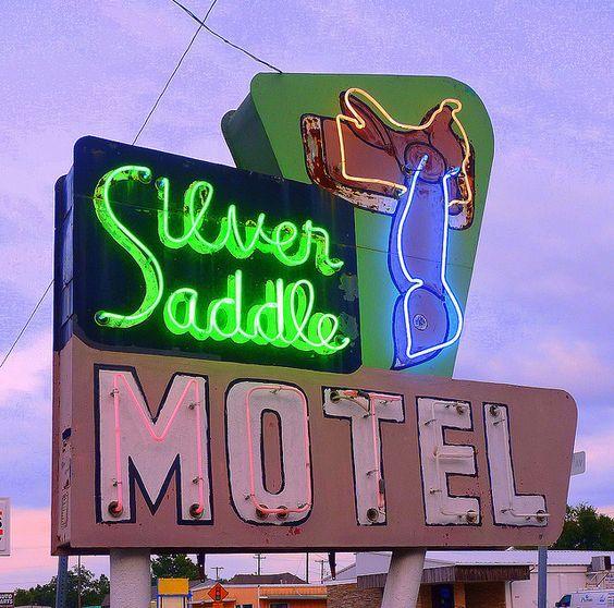 Silver Saddle Motel Nowata, Oklahoma #boulderinn