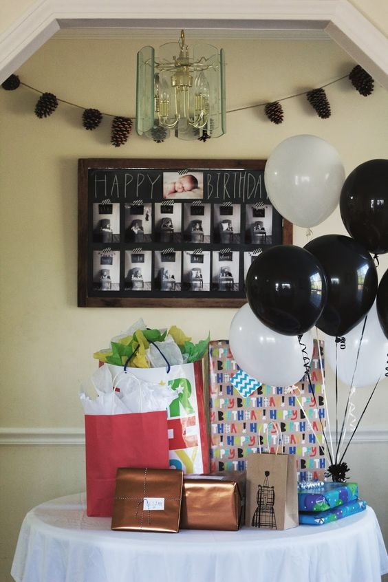 This is Nat: Elijah Riley's First Birthday