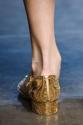 No Sin Mis Zapatos: Comienza El Debate, Dolce & Gabbana OI13 ¿Si o No?