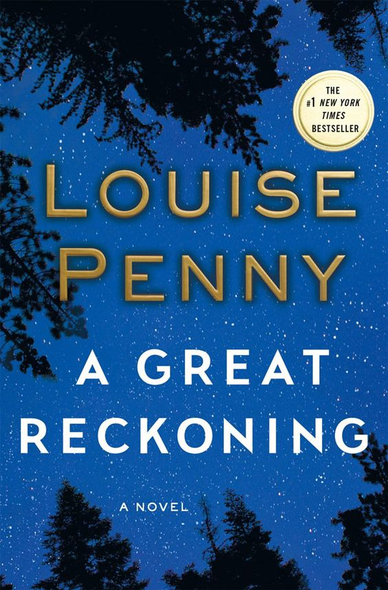 Book Review: A Great Reckoning http://ridgelysradar.com/2017/02/book-review-great-reckoning.html