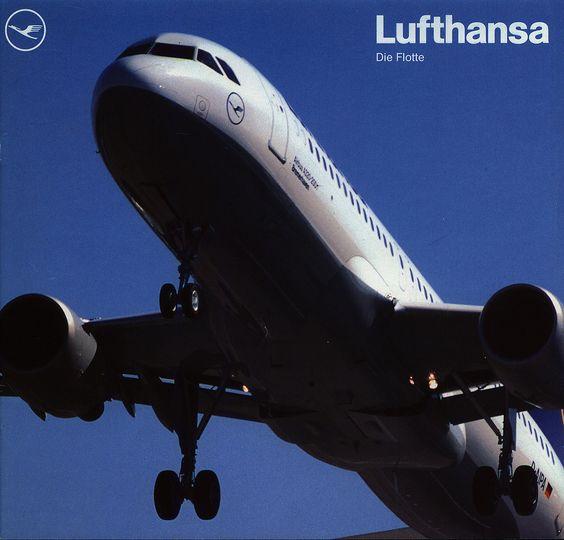 https://flic.kr/p/HFrv7h | Lufthansa Die Flotte; 1990_1, Airbus A320