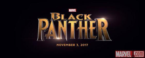 Marvel's Black Panther Logo