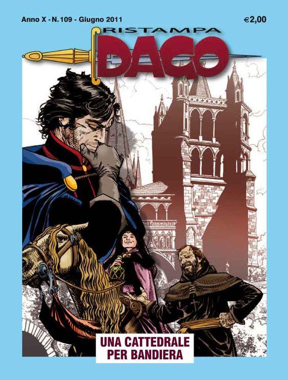 Fumetti EDITORIALE AUREA, Collana DAGO RISTAMPA