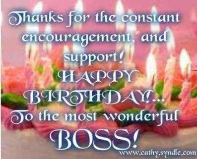 37 Ideas Happy Birthday Funny Boss Greeting Card In 2020 Birthday Wishes For Boss Happy Birthday Quotes Birthday Quotes