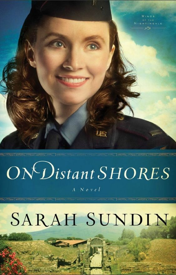 """Character spotlight on Lt. Georgie Taylor and Tech. Sgt. """"Hutch"""" Hutchinson from """"On Distant Shores"""" - on Relz Reviewz."""
