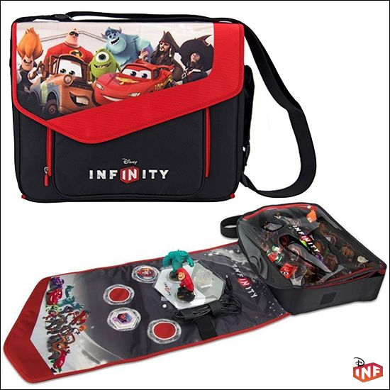 Disney Infinity Messenger Bag