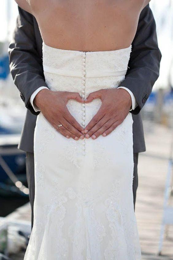 15 photos à prendre le jour de votre mariage ! 13
