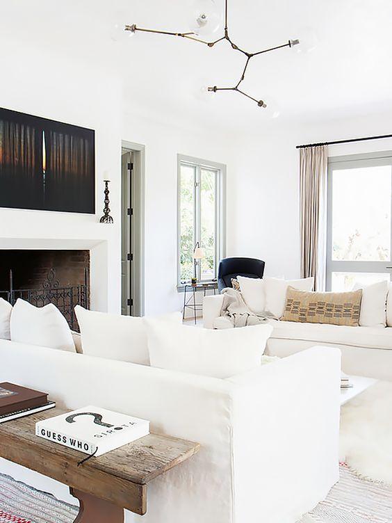 Linen Sofa White Linens And Sofas On Pinterest