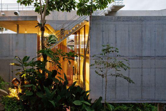 Casa en Ubatuba, Brasil - spbr arquitetos - foto: Nelson Kon