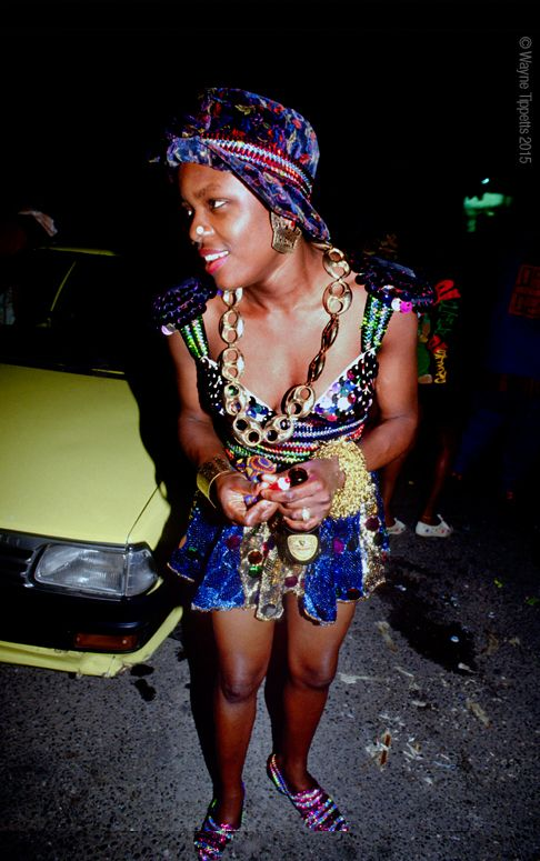 kingston jamaica women