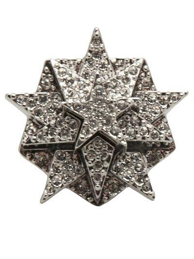 Eddie Borgo Pentagram Ring
