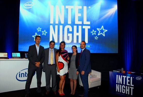 Intel Perú realizó conferencia Intel Night