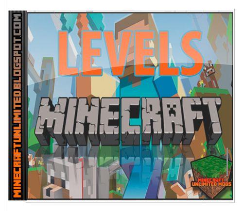 Minecraft Unlimited Mods: Descargar Levels Mod para Minecraft [1.7.10]
